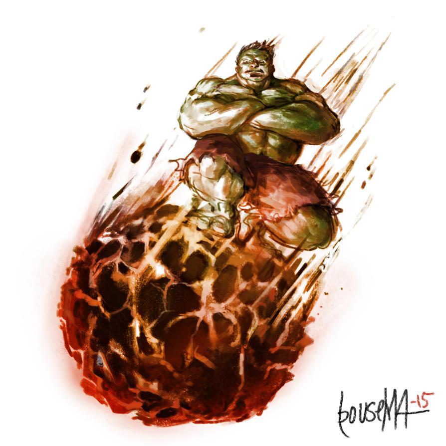 GAMMA CRUSH! by JamesBousema