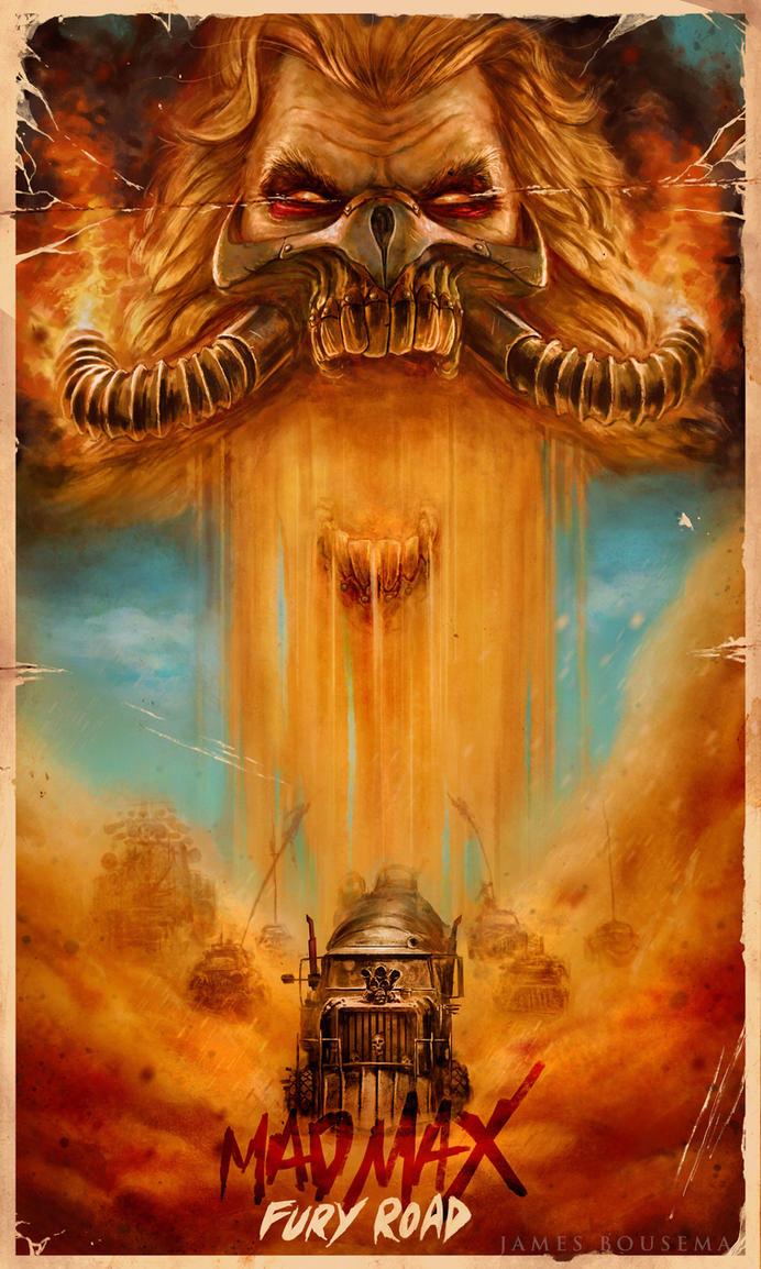 Fury Road by JamesBousema