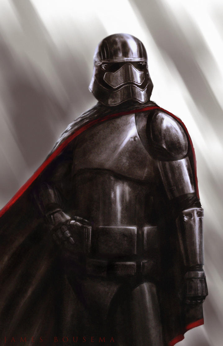 Captain Phasma by JamesBousema