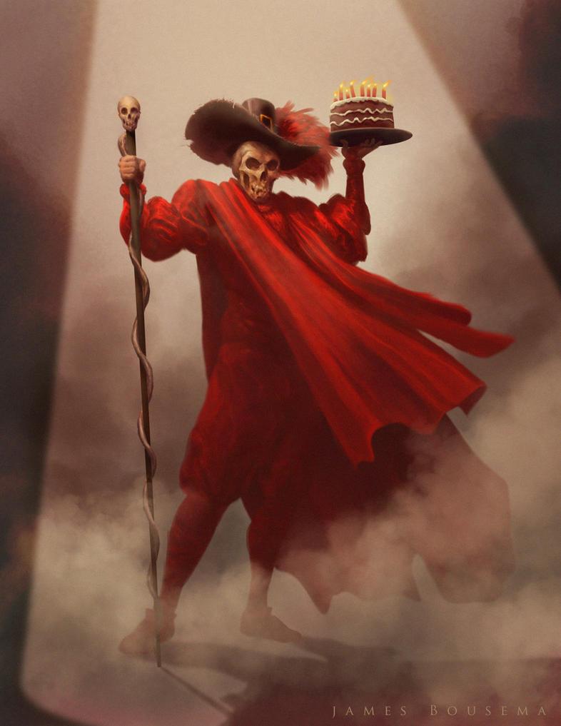 Cake of the Opera by JamesBousema