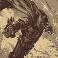 Batman by JamesBousema