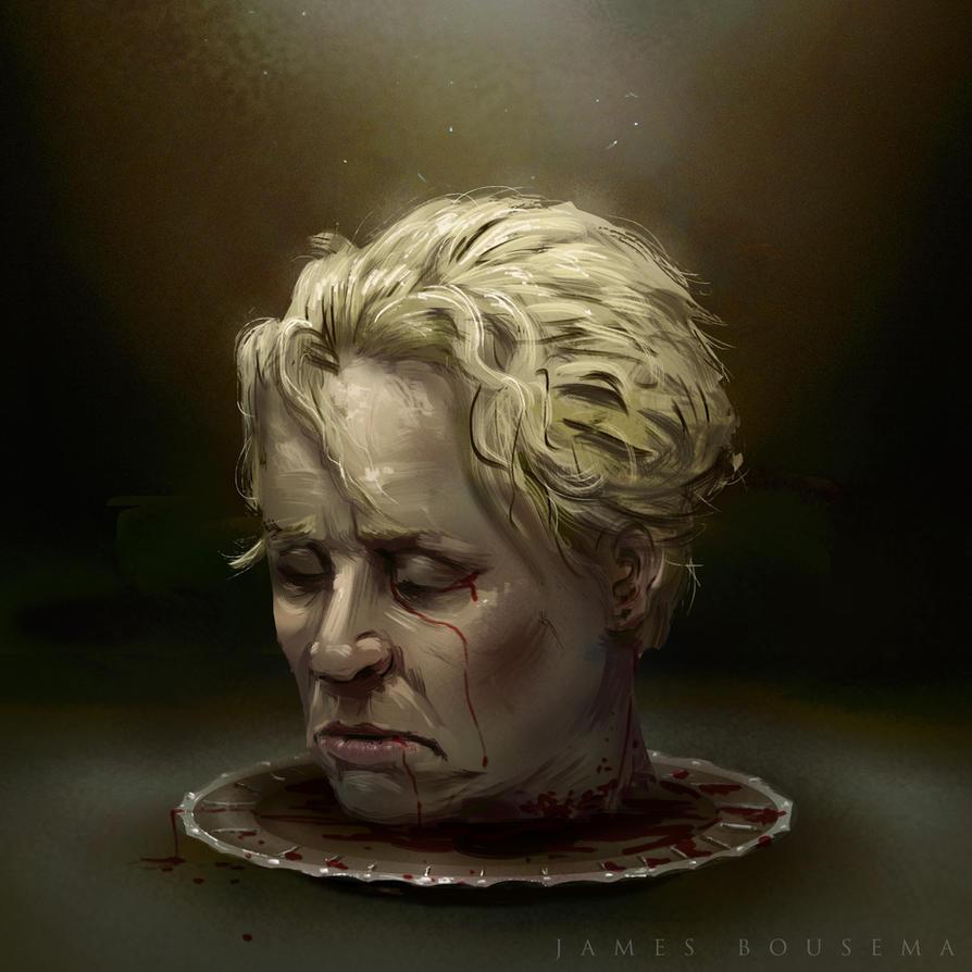 Brienne by JamesBousema