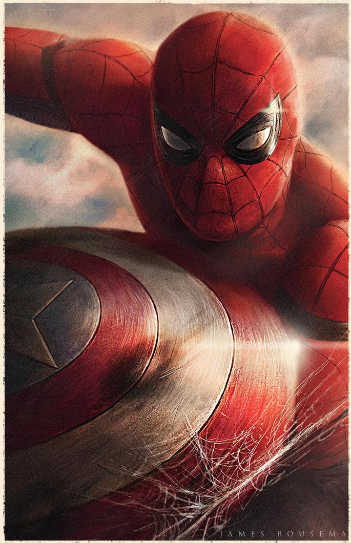 Spider-Man by JamesBousema