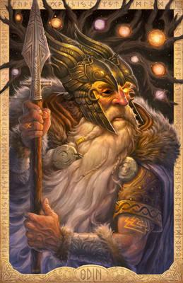 Odin: The Allfather