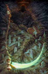 Angel of Death by JamesBousema