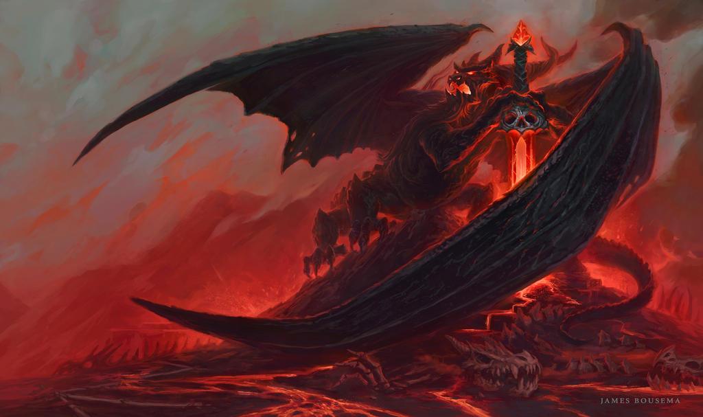 DRAGONLORD by JamesBousema