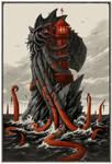Goregoyle: THE KRACKEN by JamesBousema