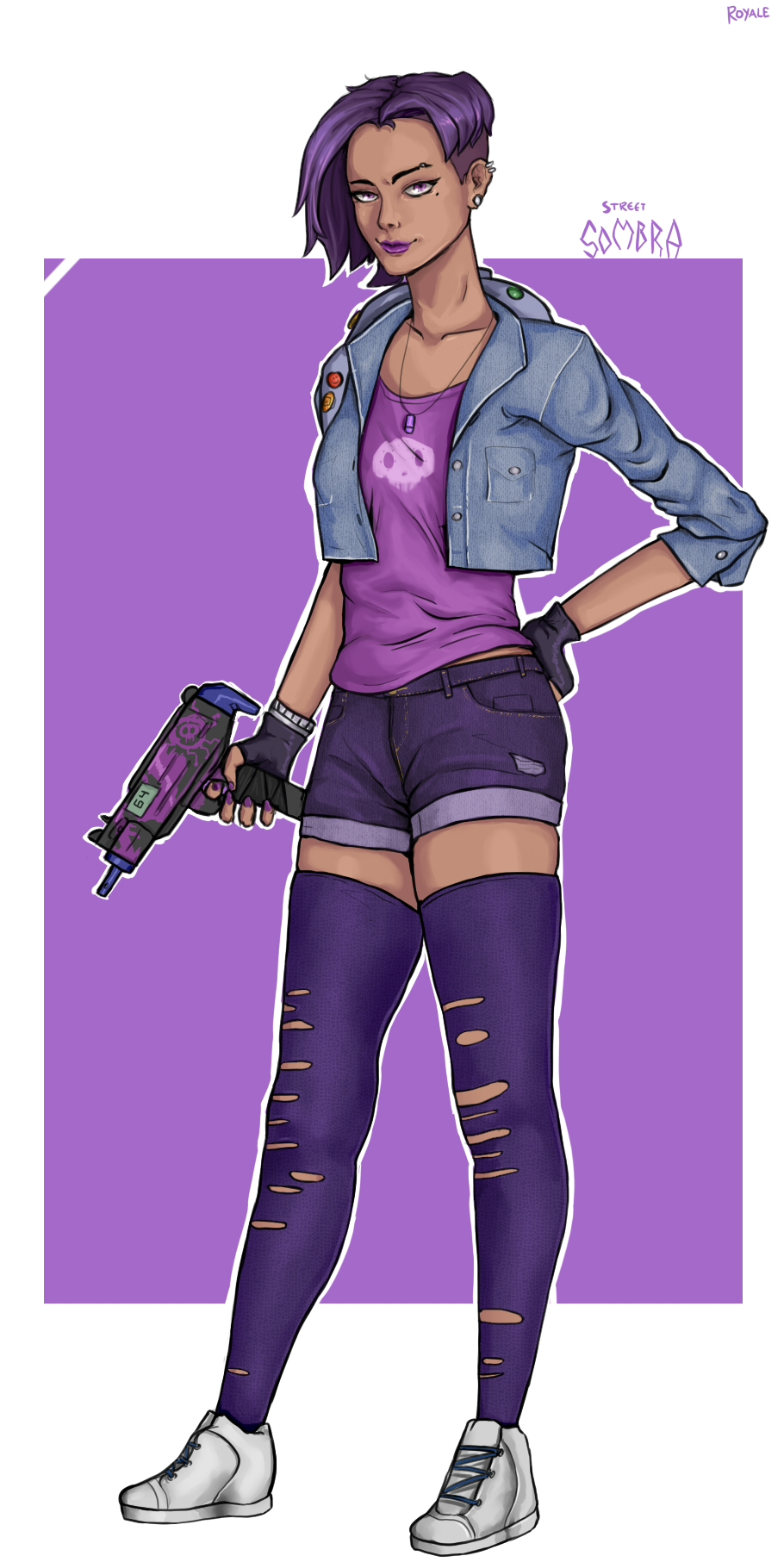 Sombra- Street Skin by RoyaleMay