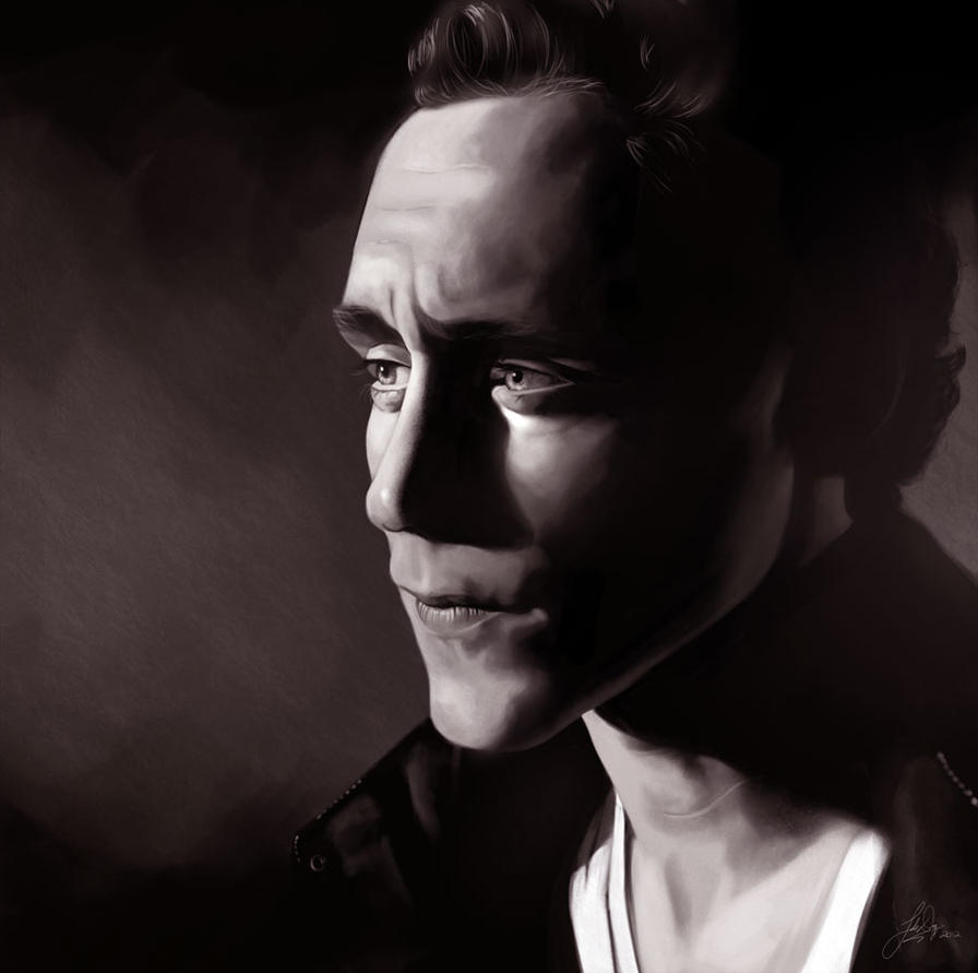 Tom Hiddles by Quackamos