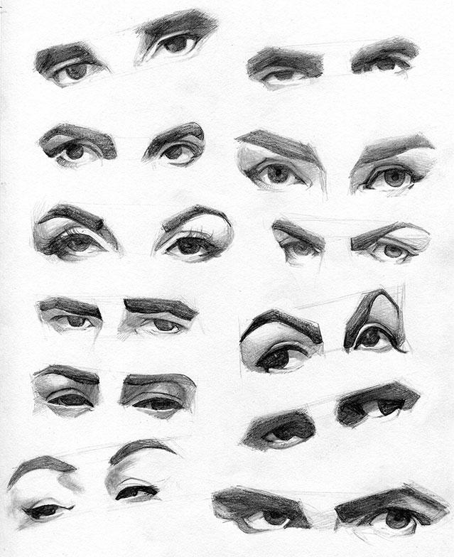 Eye eye eye... by Quackamos