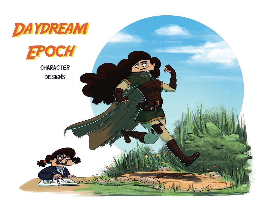 Animation Character Design Portfolio : Zeoarts character designer portfolio and works