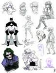 SketchDump38 by Quackamos