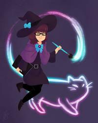 Witchsona by Quackamos
