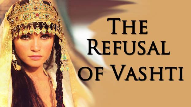The Refusal of Vashti