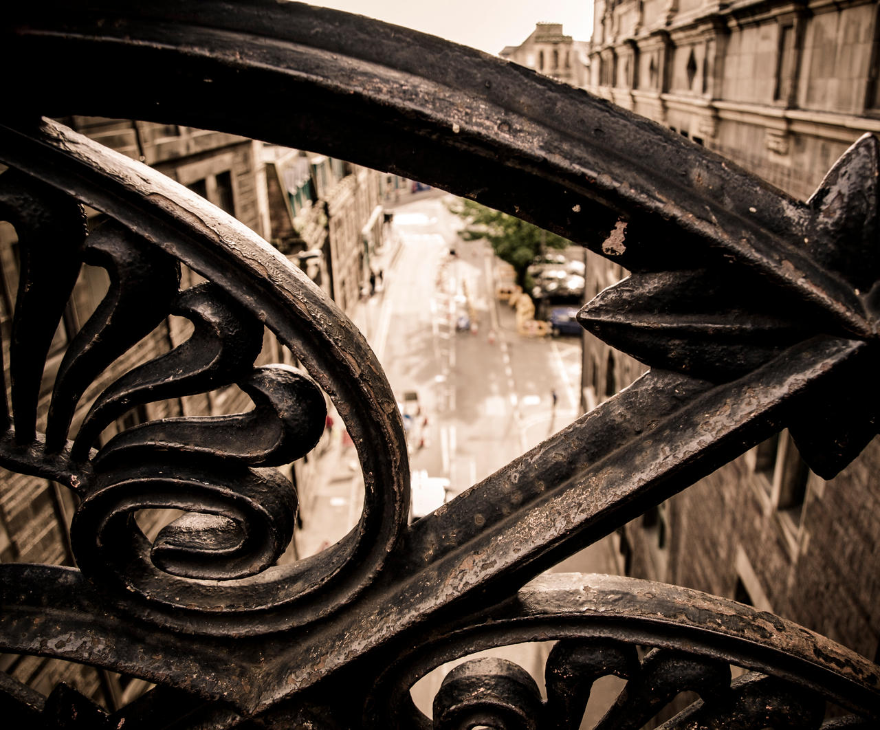 Peek Through by d-igitalsuicide
