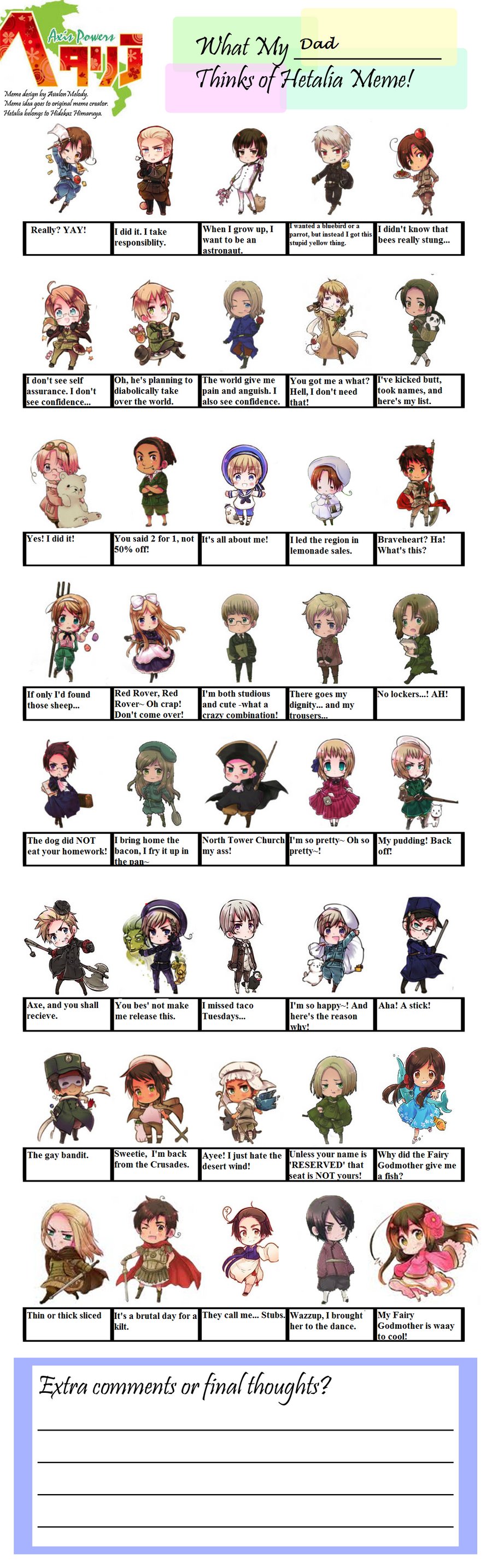 Iceland Hetalia Name What My Dad Thinks About Hetalia By Stellamarris