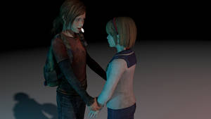 Ellie and Sherry 01