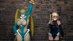R.Mika and Marie Rose in Distress