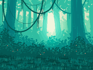 Forest by Forheksed