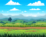 [C] Field at Midday
