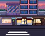 [C] Sunset City