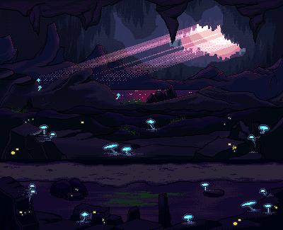 [C] Cave