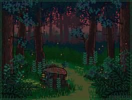 <b>[C] Dark Forest</b><br><i>Forheksed</i>