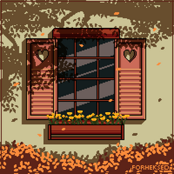 Window by Forheksed