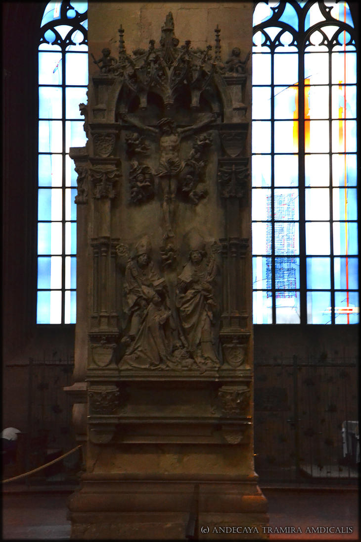 Mainz Cathedral XIV by Tramira