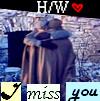 I miss you by M0rwenn4