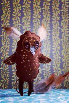 owl or sparrow