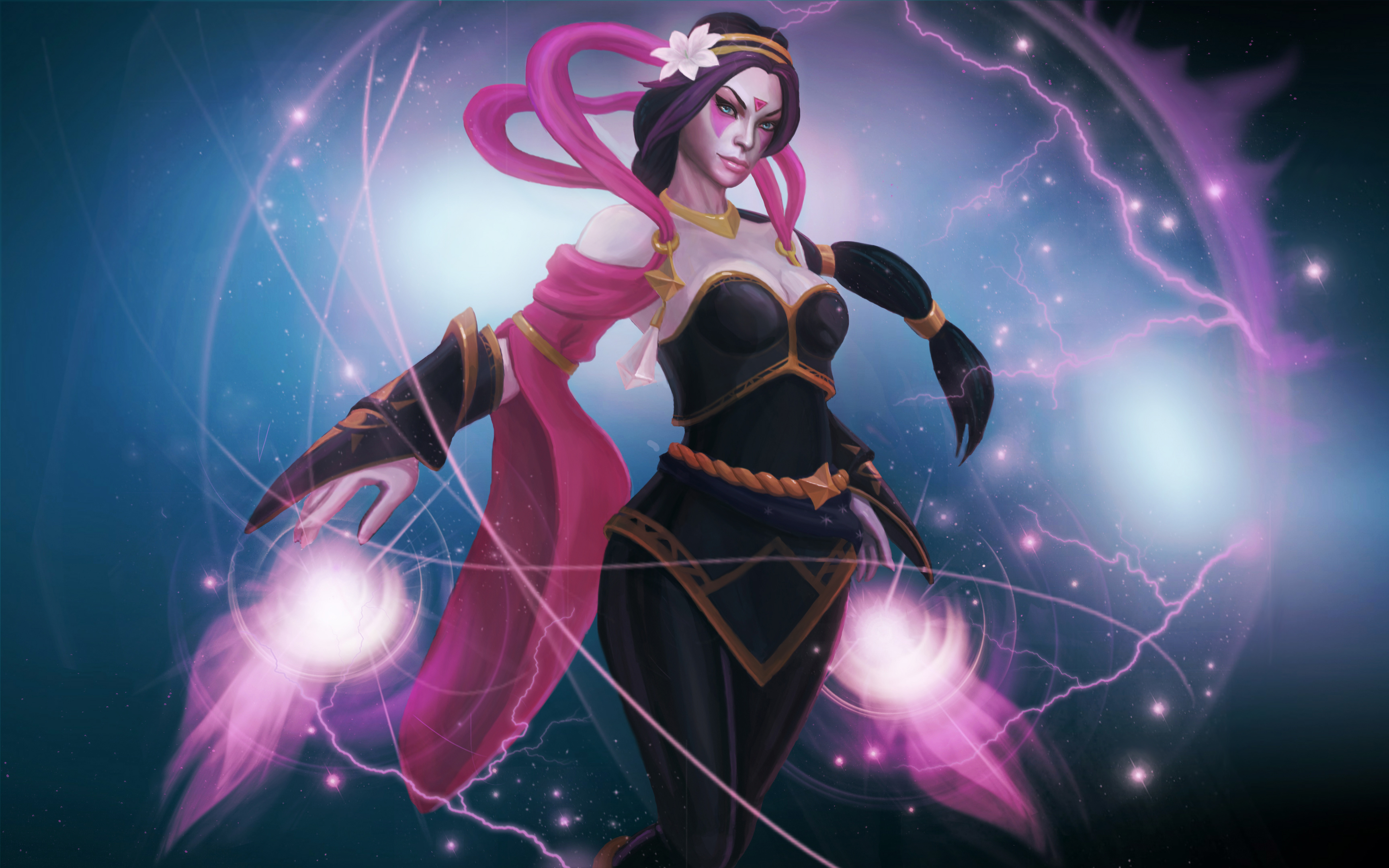dota 2 templar assassin by pekachyka on deviantart