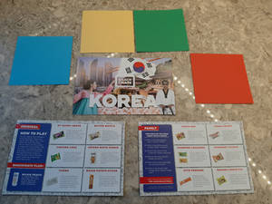 South Korean Snack Crate Papers (2)