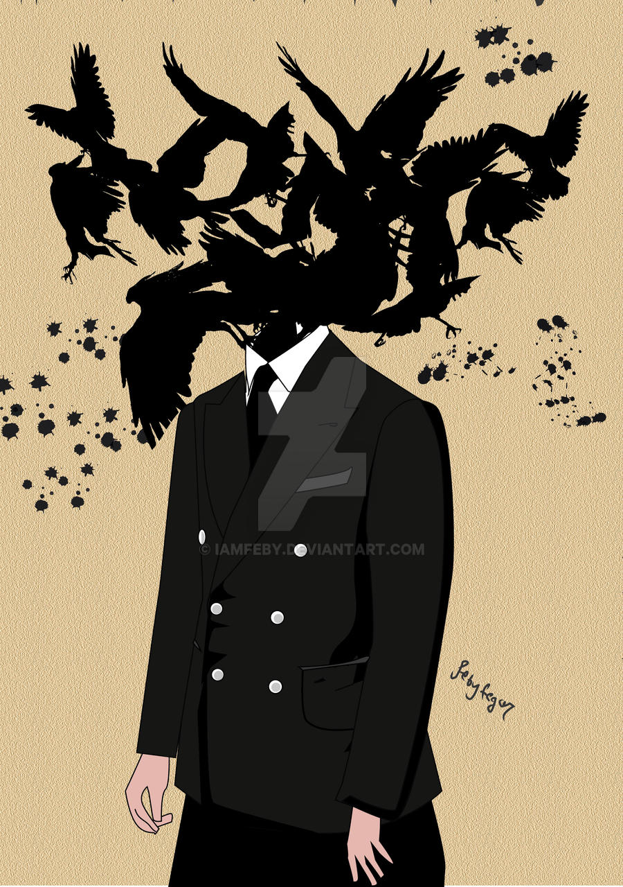 Where's My Head by iamfeby