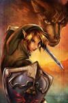 LoZ Twilight Princess - Link