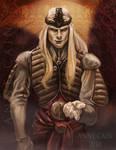 Illustration: Prince Nuada