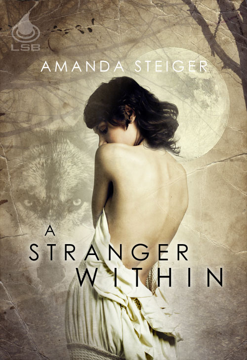 Cover art: Stranger Within by annecain