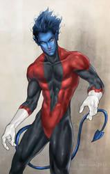 X-men: Nightcrawler 2 by annecain