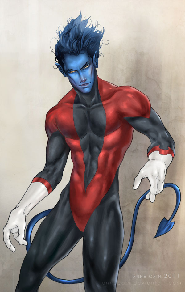 X-men: Nightcrawler 2 by annecain