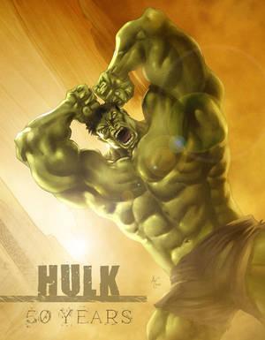 Marvels: HULK!
