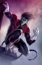 X-men: Nightcrawler 3 by annecain