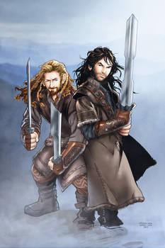 The Hobbit: Fili and Kili