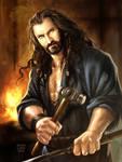 The Hobbit: Metalsmith Thorin