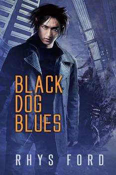 Cover art: Black Dog Blues