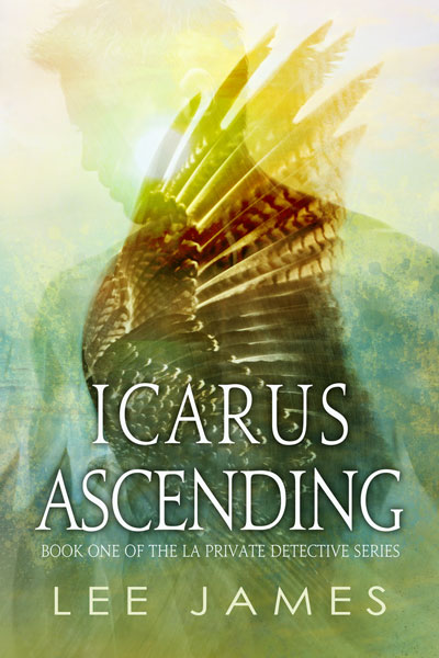 Cover art: Icarus Rising by annecain