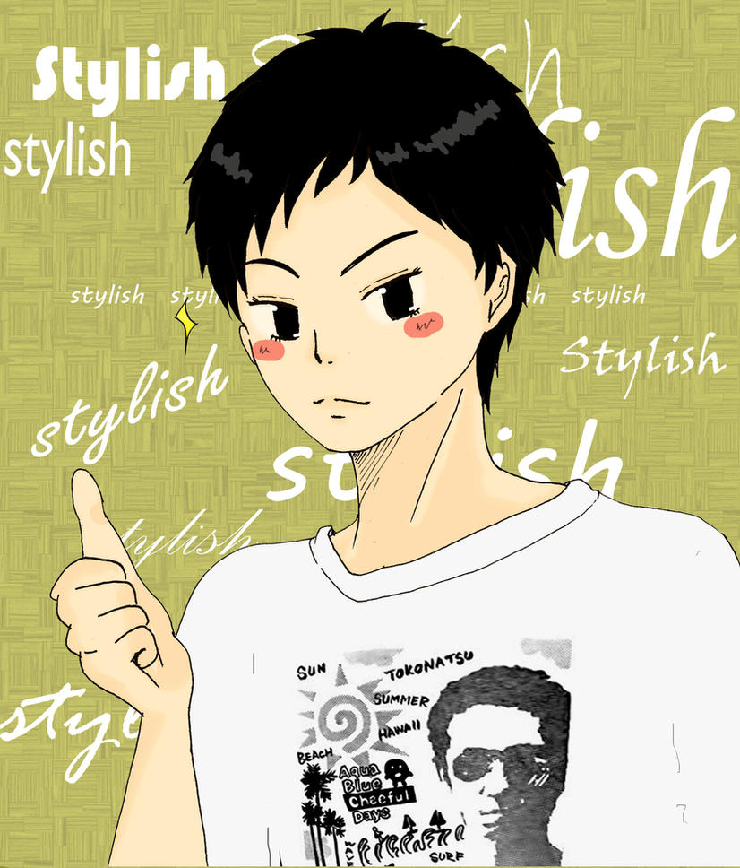 Stylish Sassun by chibiryuichi