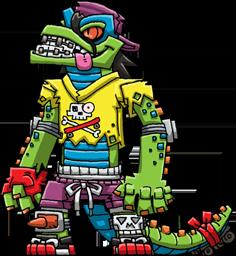 Mondo Gecko by Hologramzx