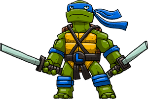 Leonardo (Teenage Mutant Ninja Turtles)