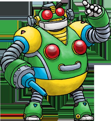 Auto (Mega Man) by Hologramzx