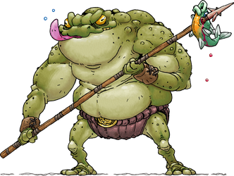 Bullywug v2